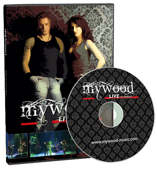 mywood & Band – DVD